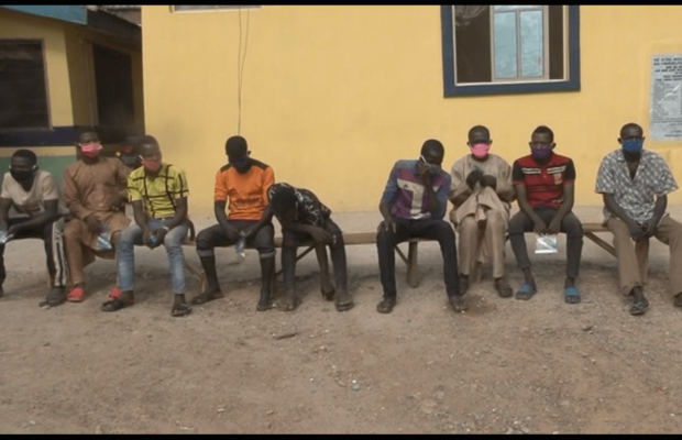 Sokoto Travellers Arrested in Oyo Test Positive to COVID-19