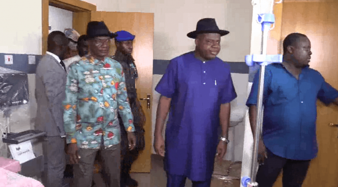 Bayelsa Records First COVID-19 Case