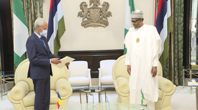 We'll Always Stand By Chad, President Buhari Assures