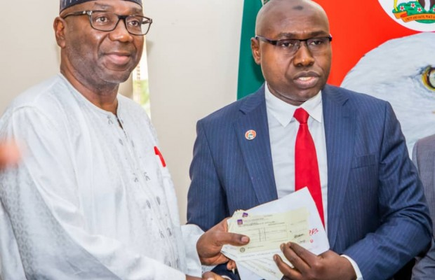 Recovered Loots, Kwara Govt Received N263 Million from EFCC