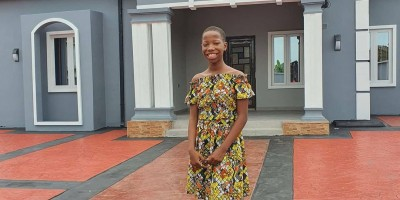 Emmanuella Reveals Reason She Built a House for Her Mother