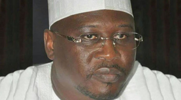Supreme Court Upholds the Election of PDP's Ahmadu Fintiri as Adamawa State Governor.