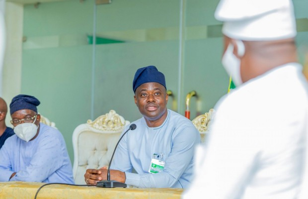 Makinde Tasks Youth against Violence and Other Vices
