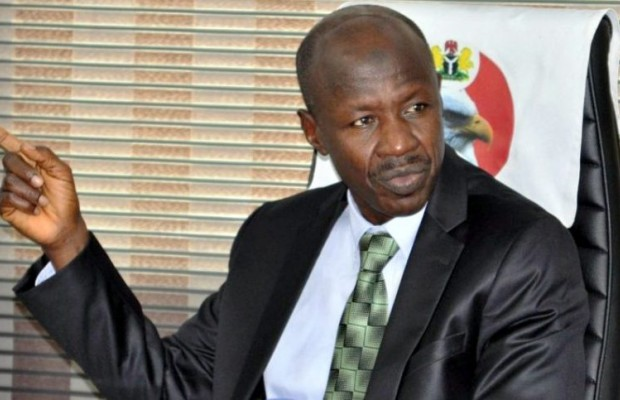 EFCC acting boss calls for collaboration against corruption in Benue