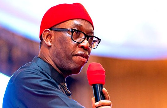 Okowa's Daughter Tests Positive To COVID-19