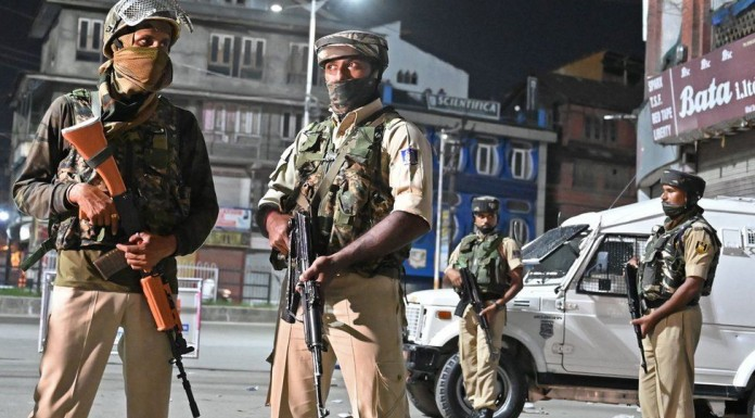 Kashmir in lockdown after autonomy scrapped