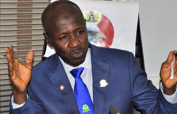 Use training acquired to fight corruption- Ibrahim Magu