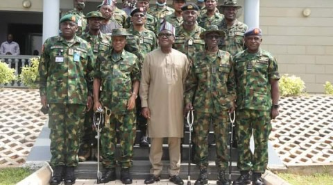 Minister of Defence Expressed Disappointment over Killing of 12 Soldiers In Benue