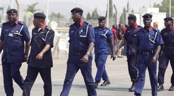 NSCDC Rescues Ibadan Chief from Mob Action