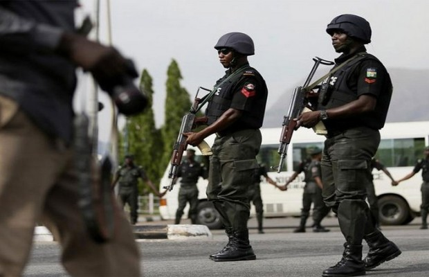 Benue community protest police alleged brutality