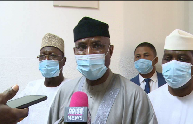 Insecurity: Omo-Agege Says Buhari Does Not Need To Appear Before N'Assembly