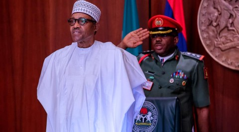 N13.58trn: Buhari May Sign 2021Budget Estimates Today