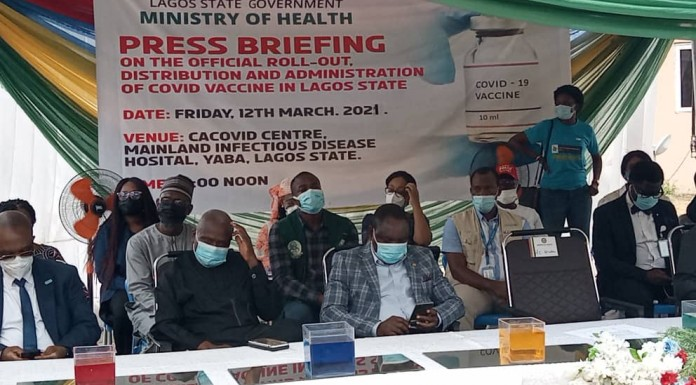 Lagos Begins Roll Out, Administration, Distribution of COVID Vaccines
