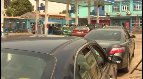 Ibadan Residents Groan as Long Queues of Vehicles Resurface at Filling Stations