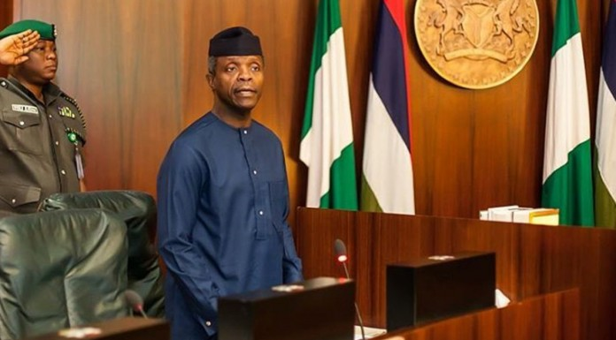 Osinbajo Tells State to Democratize Access to Internet