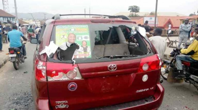 LG Election: ADC/APC Supporters Clash in Ondo