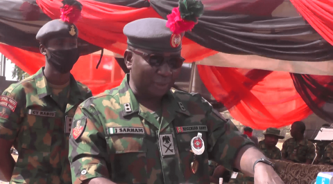 Nigerian Army Manufactured Vehicles Instrumental to Fighting Insurgency
