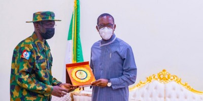 Chief of Defence Staff Reiterates Commitment to Enforce President's Directive on Arms