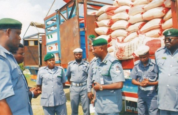Customs Impound Contraband Goods Worth N79M in Kano and Jigawa States