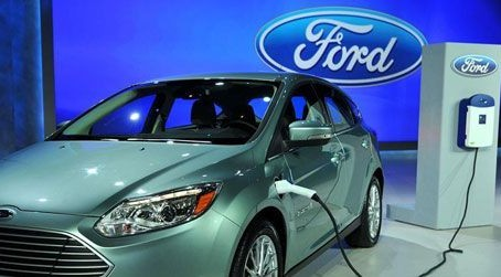 Ford to launch electrified vehicles in China by 2025