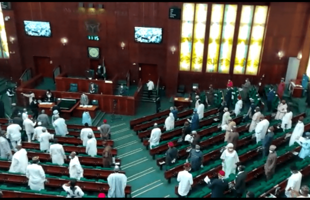 House of Reps Resumes Sitting Amidst COVID-19