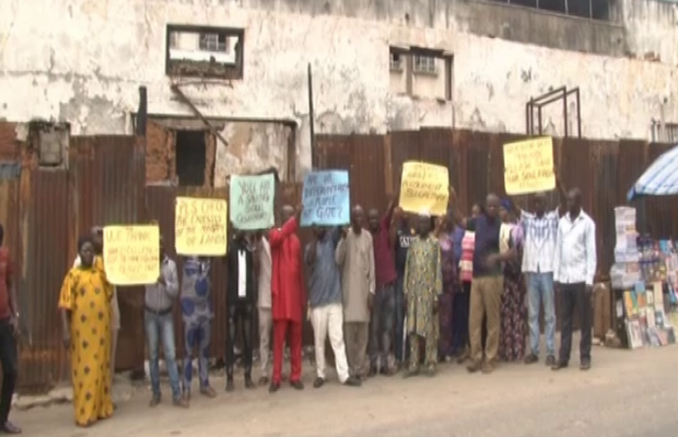Traders Send SOS to Makinde over Burnt Market