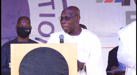 Insecurity Will Not Consume Nigeria - Obasanjo
