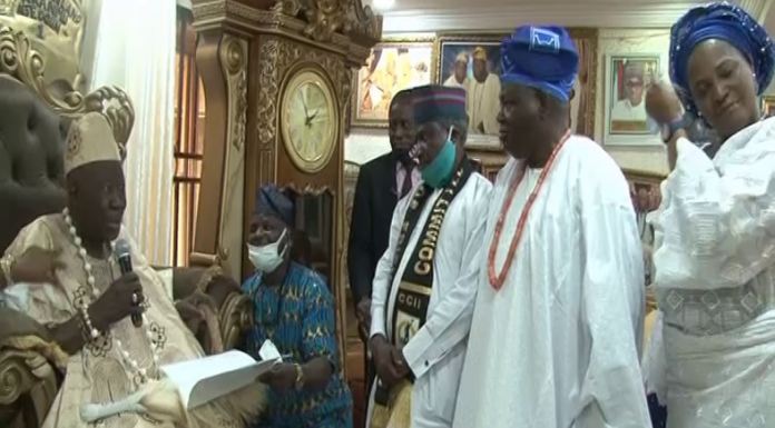 Insecurity: Olubadan Tasks CCII, Other Groups in Ibadan for Rapid Development