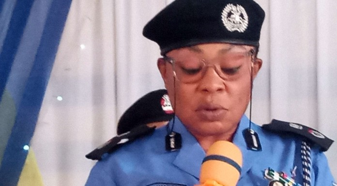 Kidnapping: Oyo CP Meets Non State Actors in Ayete