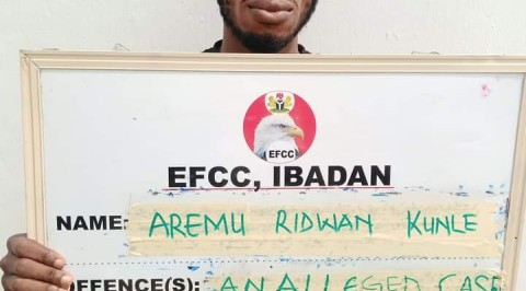 EFCC Docks Two over Alleged Internet Fraud in Ibadan