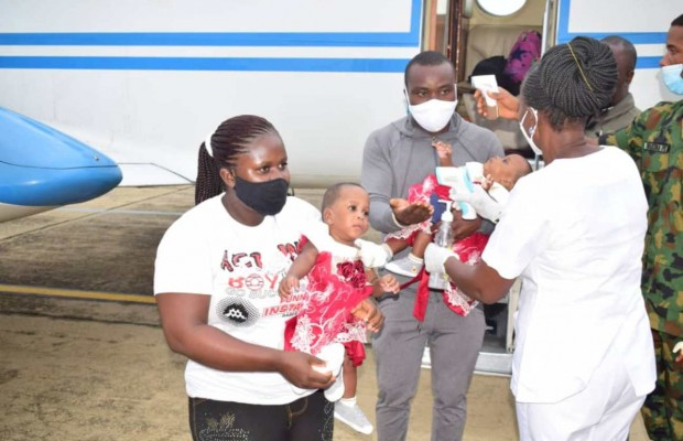 SGF Lauds FMC Yola for another Successful Conjoined Twins Surgery