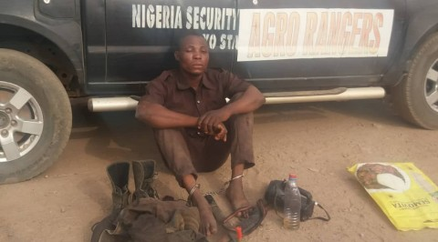 NSDC Arrest Suspect in Connection with Attack on Fulani Settlement