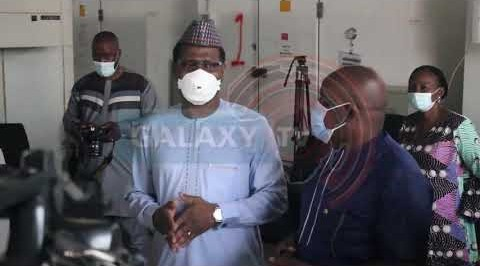 FG set to Receiving COVID-19 Vaccines, Gets stores ready to store the Vaccines.