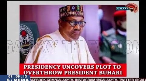 Presidency Uncovers Plot to Overthrow President Buhari.