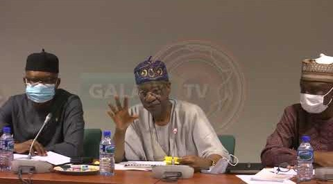 LAI MOHAMMED SEEKS FUND TO CURB FAKE NEWS
