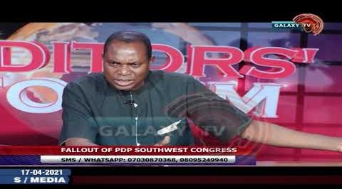 Fallout Of PDP Southwest Congress