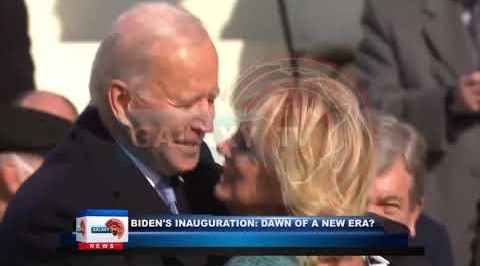 Biden's Inauguration: Dawn of a New Era