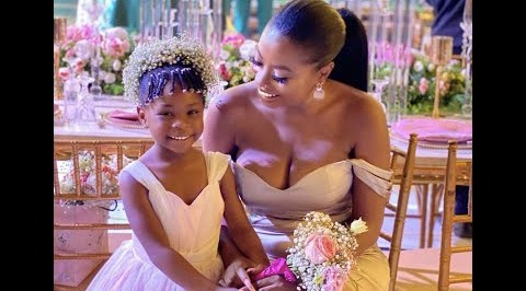 Video of Davido's Daughter Imade advising her Mum Sophia.
