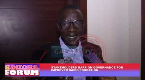 Stakeholders Harp on Governance for Improved Basic Education