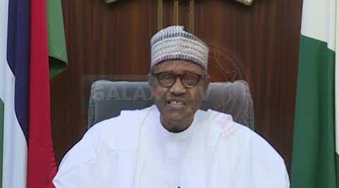 ADDRESS TO THE NATION BY HIS EXCELLENCY, MUHAMMADU BUHARI