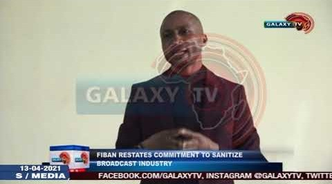 FIBAN RESTATES COMMITMENT TO SANITIZE BROADCAST INDUSTRY.