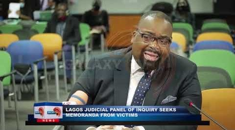 Lagos Judicial Panel of inquiry seeks Memoranda from Victims.